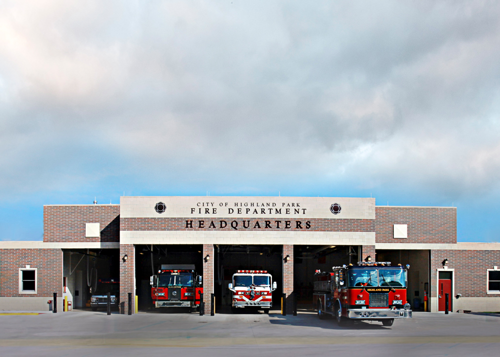 Highland-Park-Fire-Station