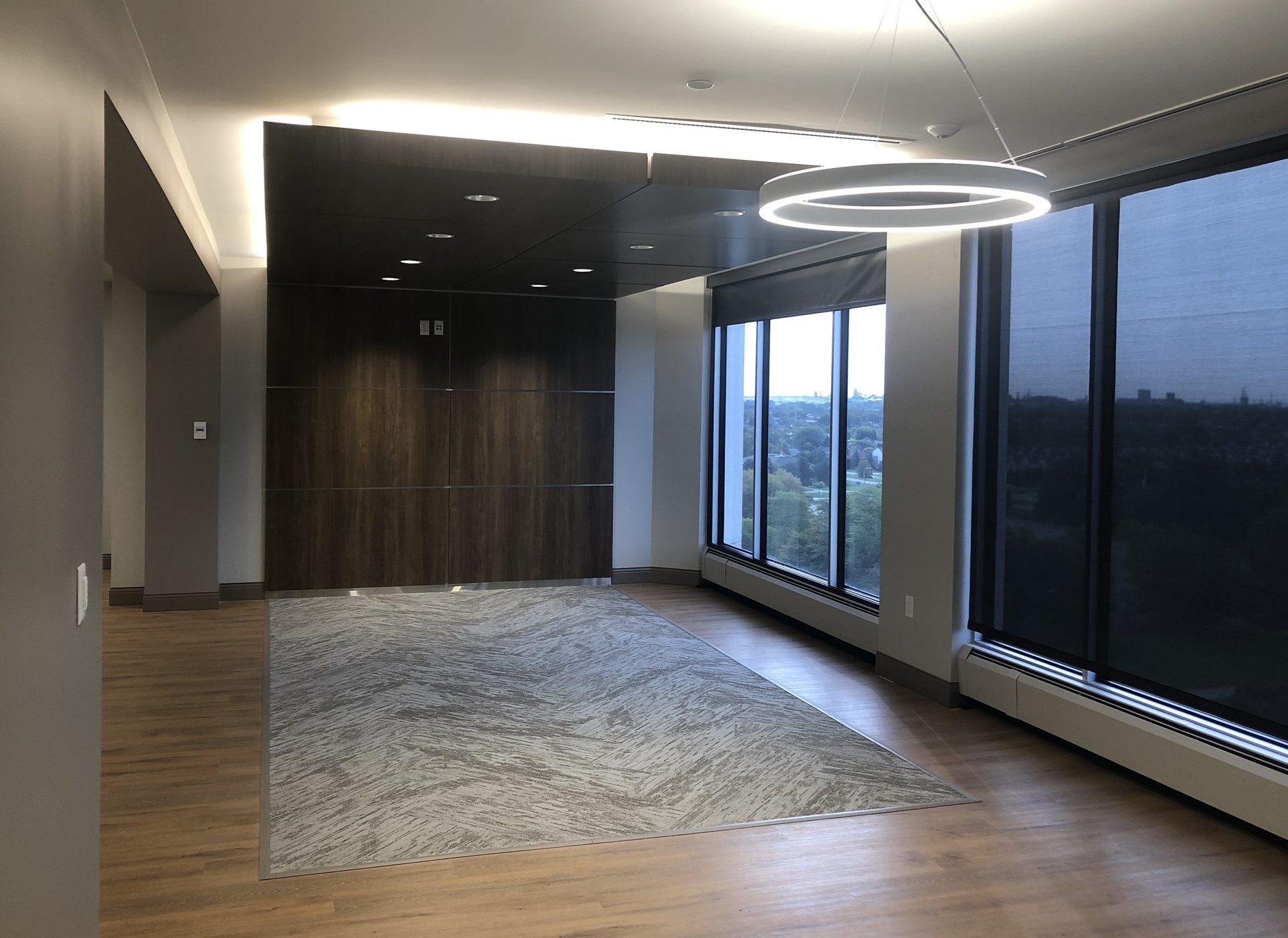 Sam's Annex Office Area